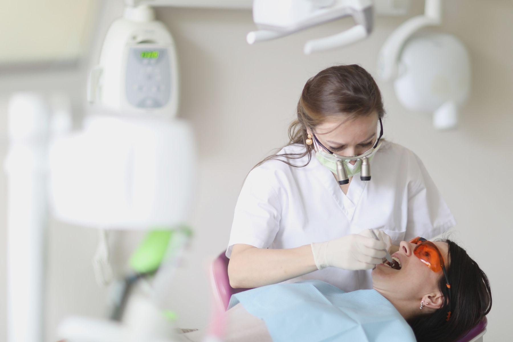 Zobu sagatavošana plombēšanai